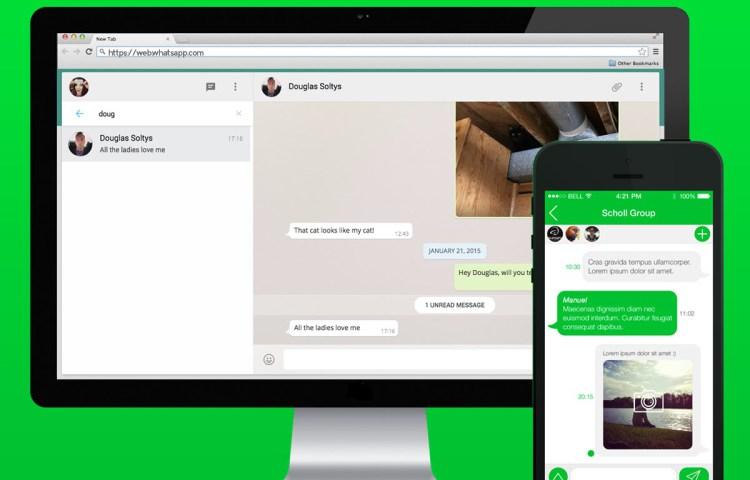 WhatsApp -windows - Mac apps