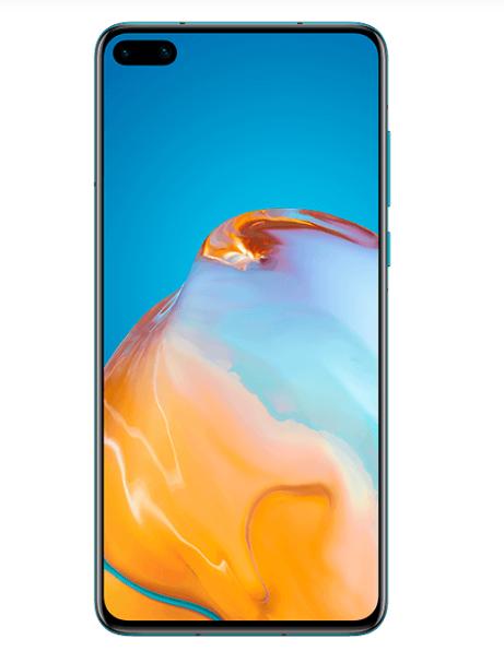 صورة صور جديدة تكشف عن تصميم شاشة هاتفي P40 وP40 Pro من هواوي