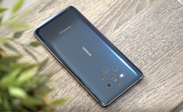 Photo of مراجعة للهاتف المحمول Nokia 9 PureView: من ناحية الكاميرات!