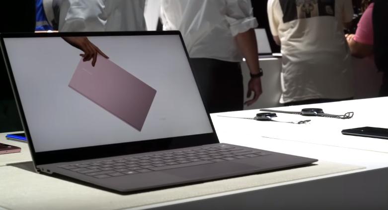 صورة نظرة على الحاسب المحمول Samsung Galaxy Book S: شيء مبهر!