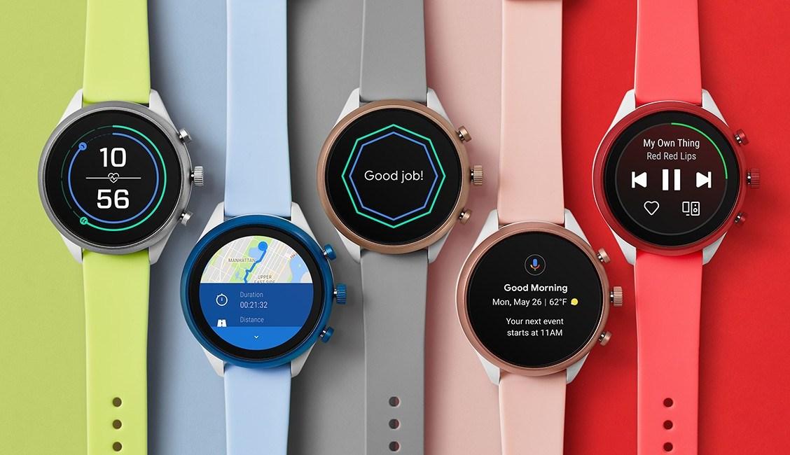 صورة Fossil تعلن عن ساعتها Sport Smartwatch بمعالج سنابدراجون 3100