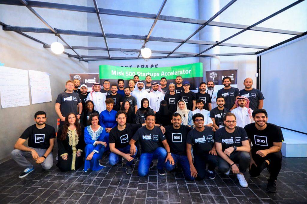 صورة مسك الابتكار و 500 Startups تعلنان المجموعة الثانية من برنامج Misk 500