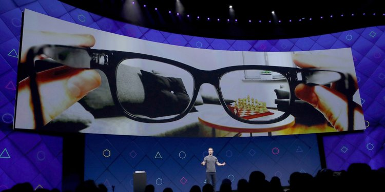 Photo of فيس بوك تتعاون مع راي بان لإنتاج نظارة واقع معزز بديلة للهاتف الذكي
