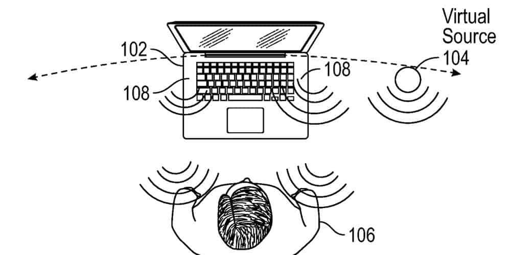 صورة ابل تسجل براءة إختراع لتقنية جديدة في الصوتيات لدعم أجهزة Macbook والسماعات