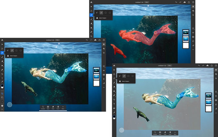 Photo of Adobe تجلب ميزة جديدة لتطبيق Photoshop على أجهزة الآيباد