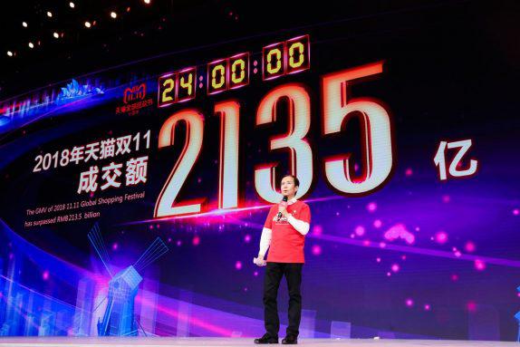 Photo of Alibaba تسجل مبيعات بقيمة 30.8 مليار دولار في يوم واحد فقط