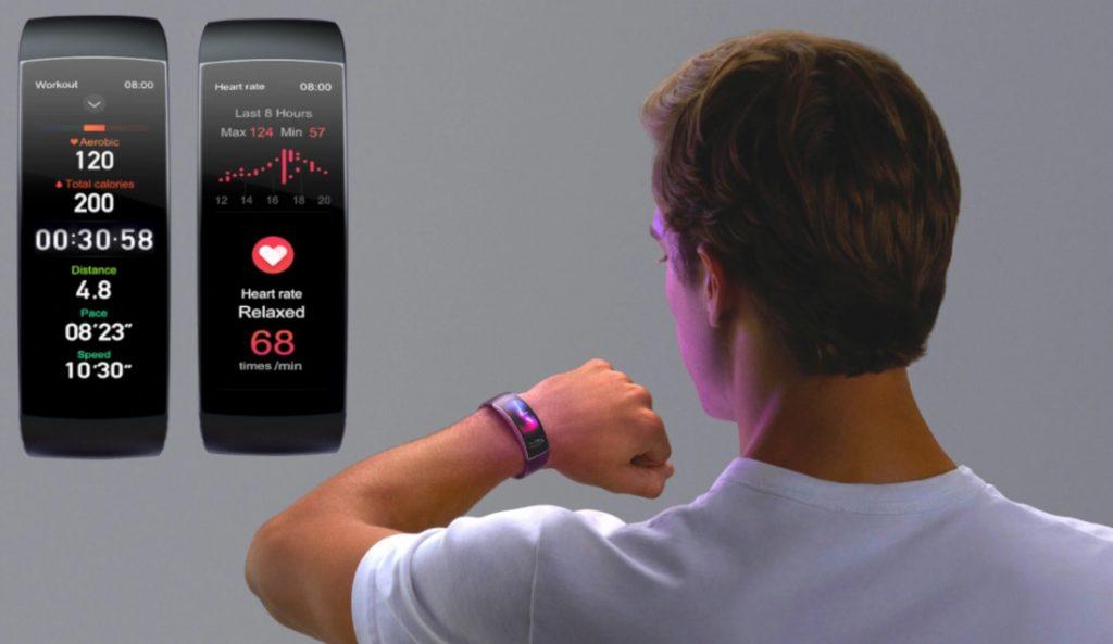 صورة ساعة Amazfit X تنطلق رسمياً في 28 من أبريل بشاشة منحنية ودعم ECG