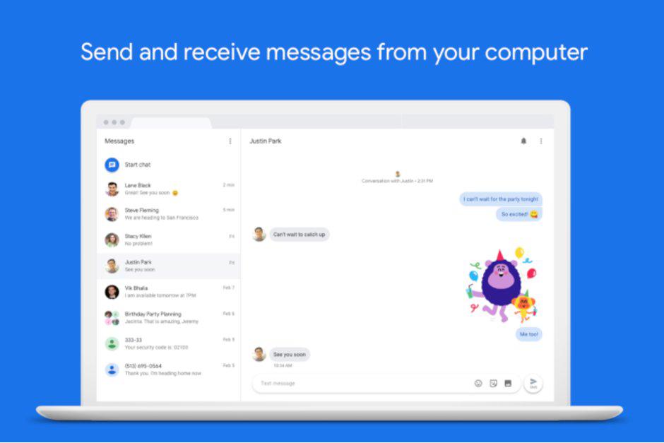 Photo of جوجل تجلب ميزة جديدة في تحديث تطبيق Android Messages