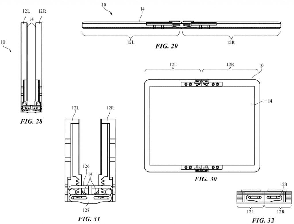 Photo of أبل تقدم طلب للحصول على براءة اختراع لجهاز قابل للطي