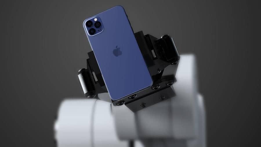 Photo of نظرة على اللون الأزرق المقدم من ابل هذا العام في هاتف iPhone 12 Pro