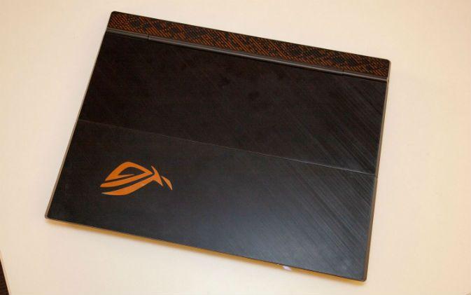 صورة Asus تكشف عن تصميم غير تقليدي في جهاز ROG Mothership GZ700 المخصص للألعاب