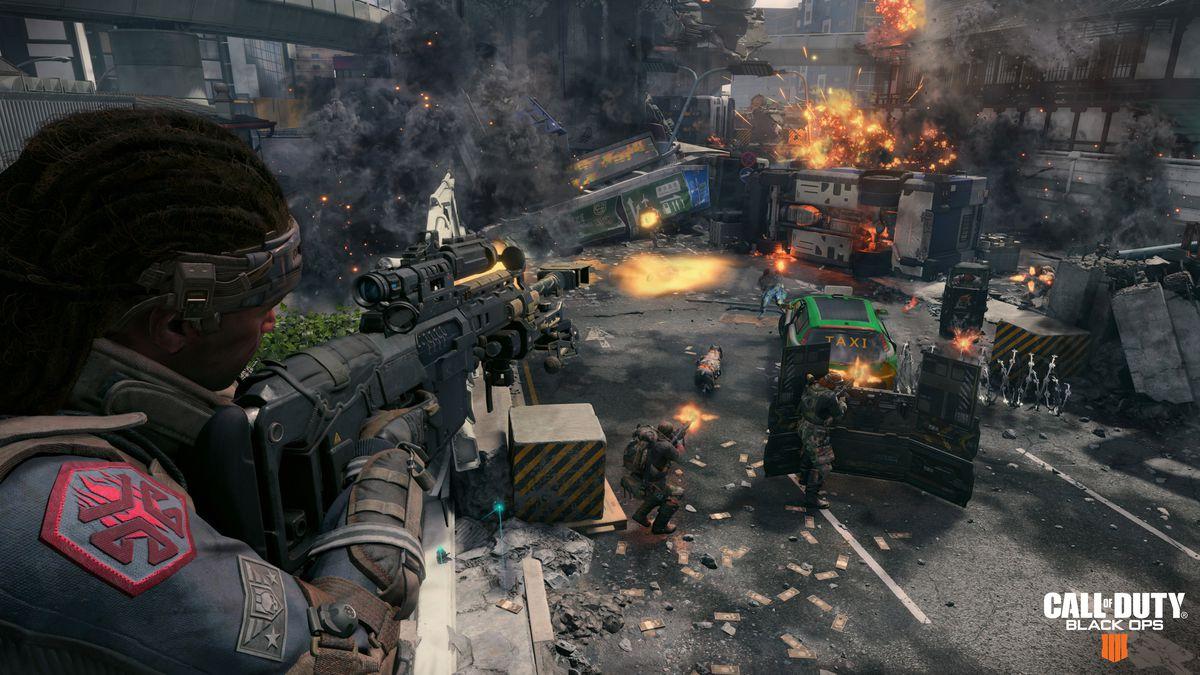 Photo of مراجعة لعبة Call of Duty: Black Ops 4 من أفضل إصدارات السلسلة ومزيج من Fortnite وPUBG
