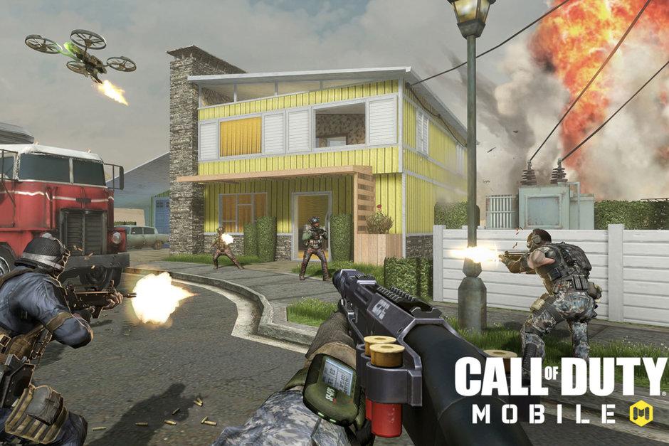 Photo of الإصدار التجريبي من لعبة Call of Duty يتوفر الآن في بعض المناطق