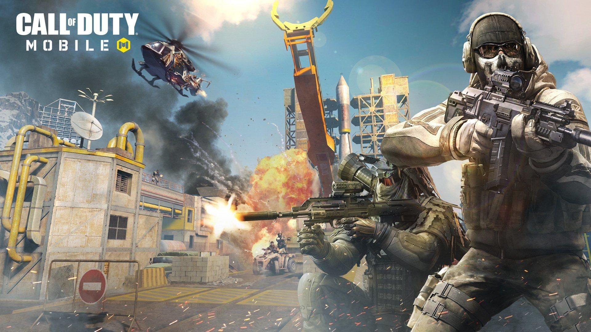 صورة أخيرًا لعبة Call of Duty: Mobile قادمة في 1 أكتوبر على أندرويد و iOS