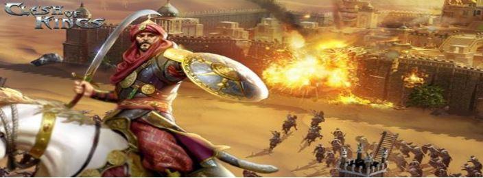 Photo of تحديث خاص من لعبة Clash of Kings احتفالا بالذكرى الخامسة لإطلاق اللعبة