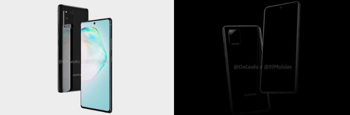 Photo of متى يمكن أن تصل هواتف Galaxy S10 Lite وNote 10 Lite؟