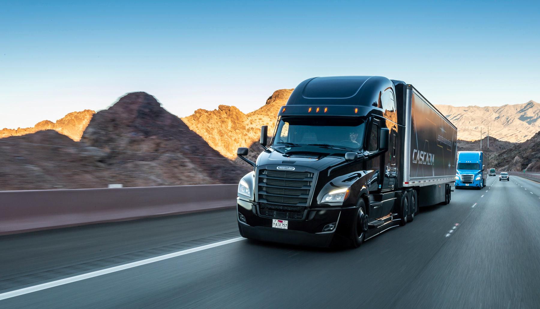 Photo of Daimler تستثمر أكثر من 5 ملايين دولار لتطوير شاحنة ذاتية القيادة  #CES2019