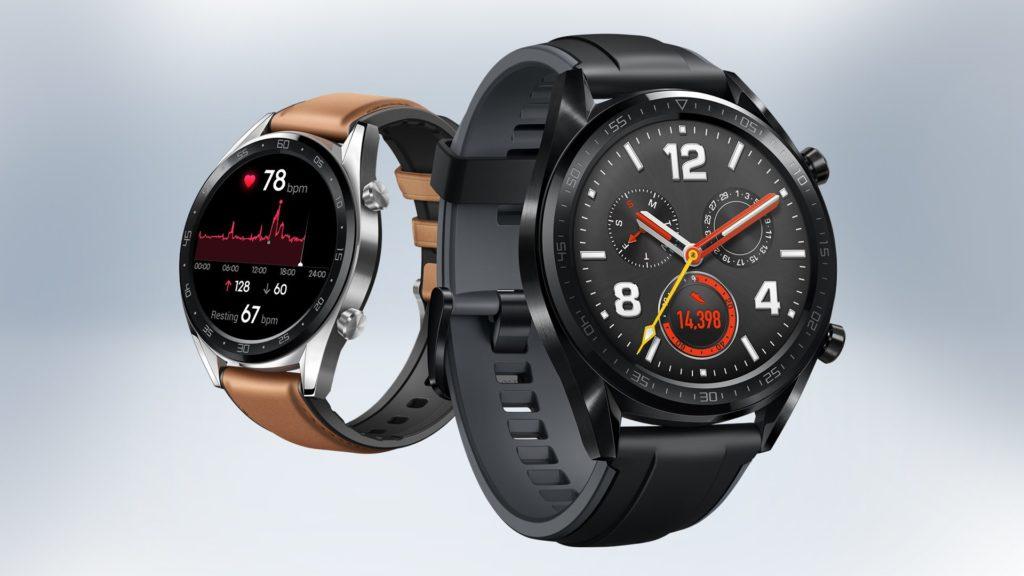 Photo of هواوي تكشف عن ساعة Watch GT بشاشة OLED وسوار Band 3 Pro