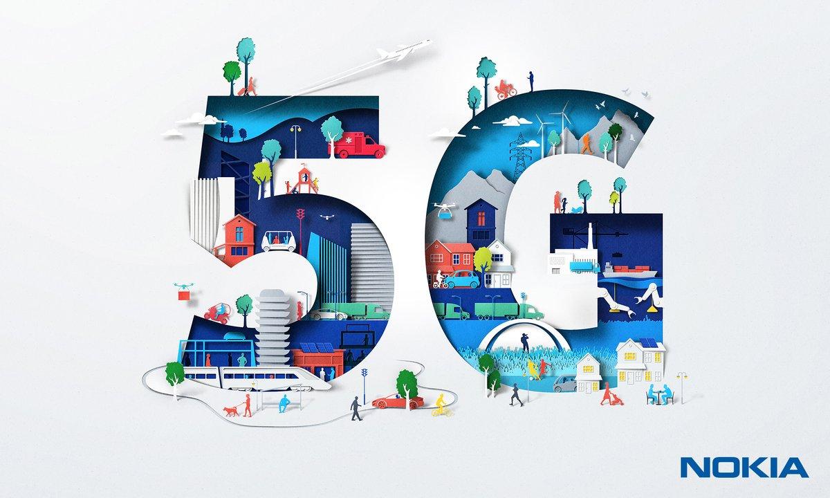 Photo of نوكيا تريد إطلاق هاتف يدعم شبكات الجيل الخامس 5G بسعر في المتناول