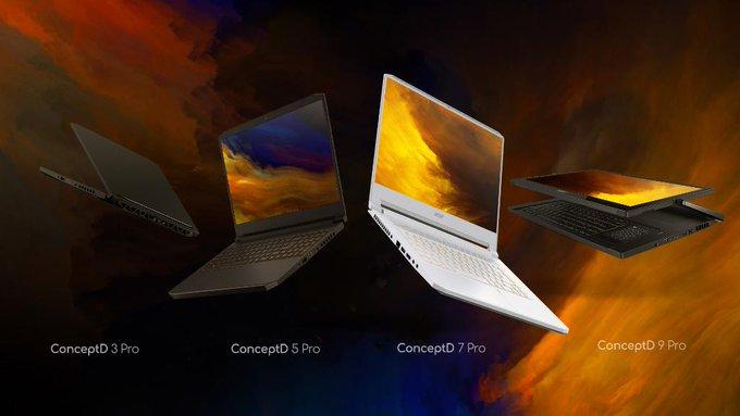صورة IFA 2019: آيسر تعلن عن 4 أجهزة من سلسلة ConceptD Pro
