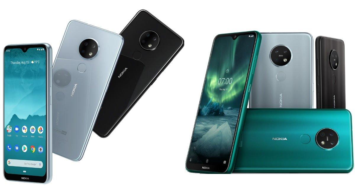 Photo of IFA 2019: كشفت نوكيا عن 5 هواتف جديدة أهمها Nokia 7.2 و Nokia 6.2