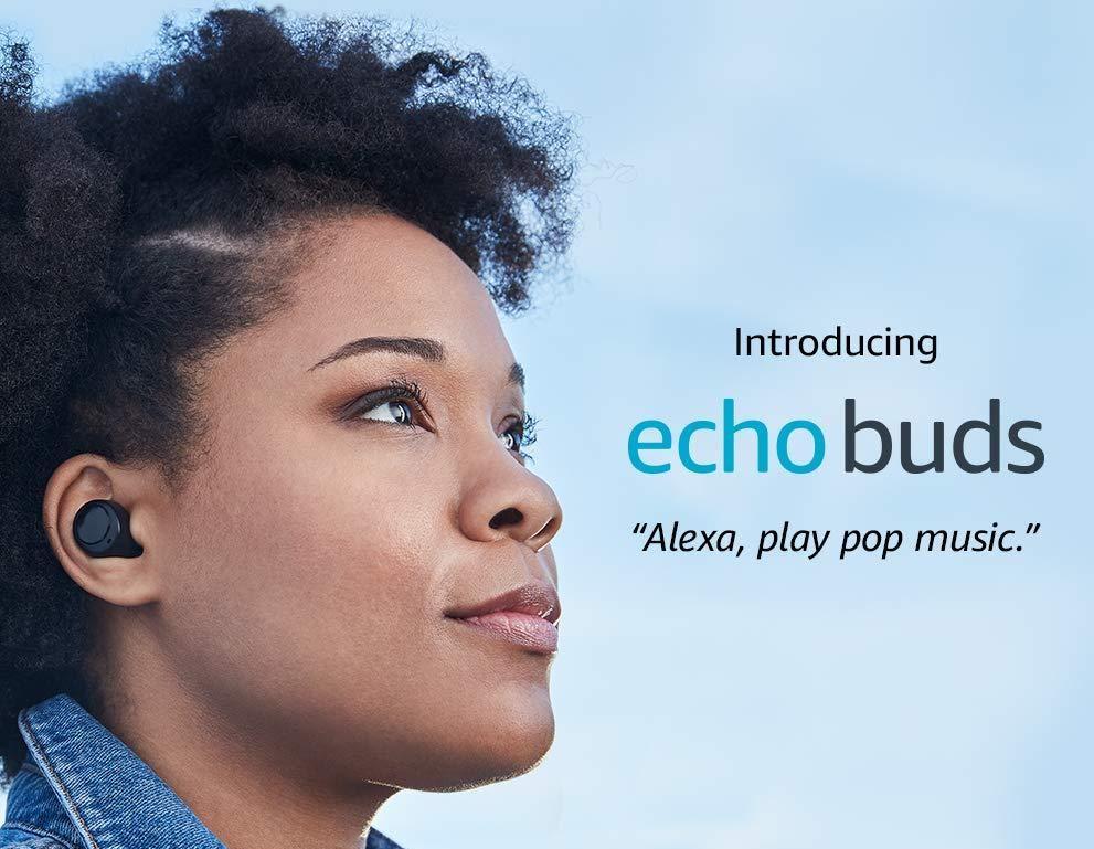 Photo of أمازون تكشف عن سماعة الإذن اللاسلكية Echo Buds