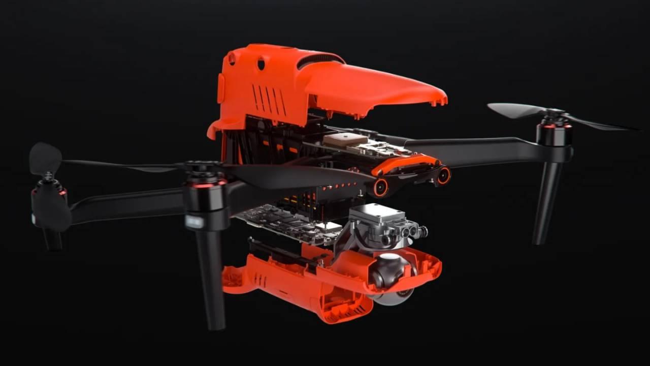 Photo of #CES2020 شركة Autel Robotics تقدم طائرة EVO 2 بدون طيار بدقة كاميرا 8K