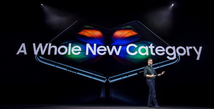 صورة سامسونج في طريقها للإعلان عن موعد لإطلاق Galaxy Fold في الأسواق
