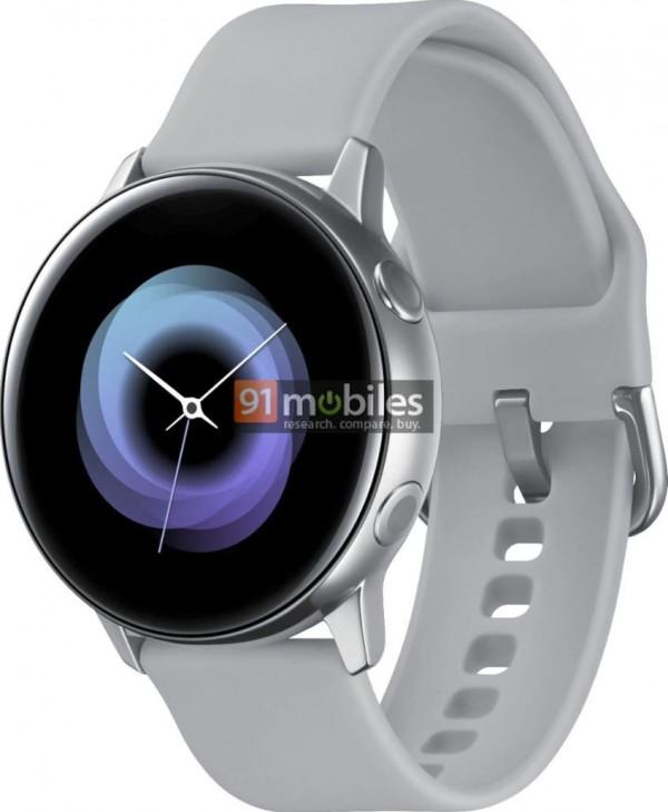 Photo of تصميم ساعة Galaxy Sport يكشف عنه في أحدث التسريبات المصورة