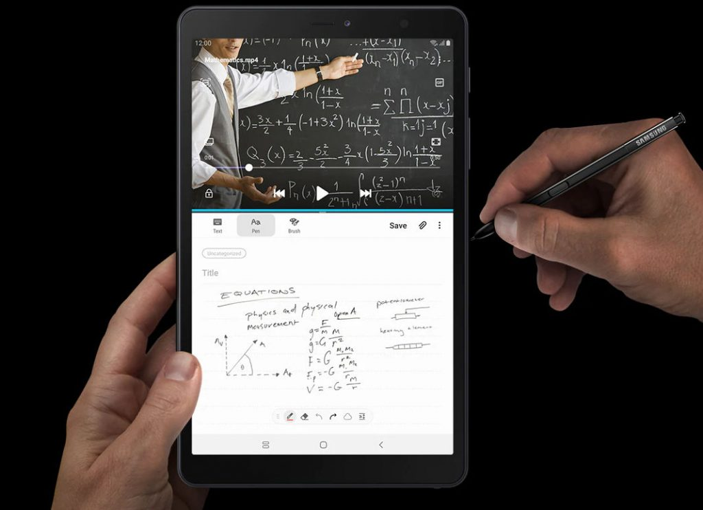 Photo of سامسونج تكشف رسمياً عن جهاز Galaxy Tab A 8.0 للعام 2019