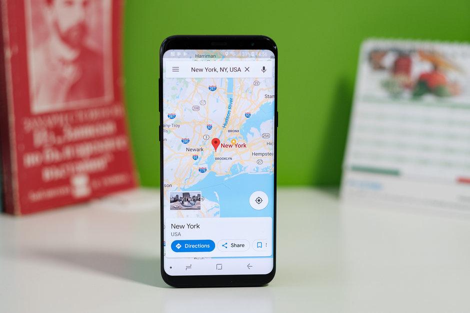Photo of تطبيق خرائط جوجل يحصل على مساعد مدمج أفضل مع التحديث الأخير