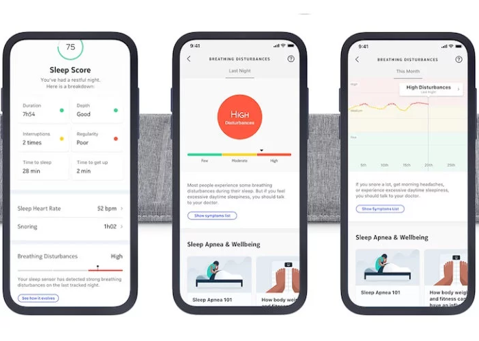 Photo of تطبيق Health Mate يضيف الوضع المظلم ومزامنة السكون مع جوجل Fit و Strava