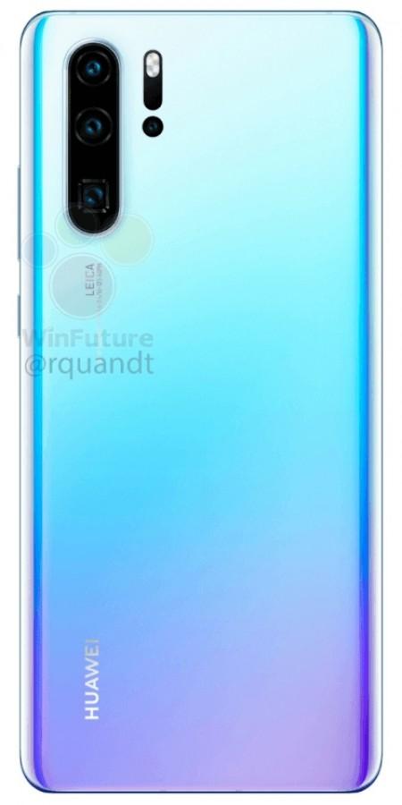 Photo of تسريبات مصورة تكشف عن تصميم هواتف Huawei P30 وP30 Pro
