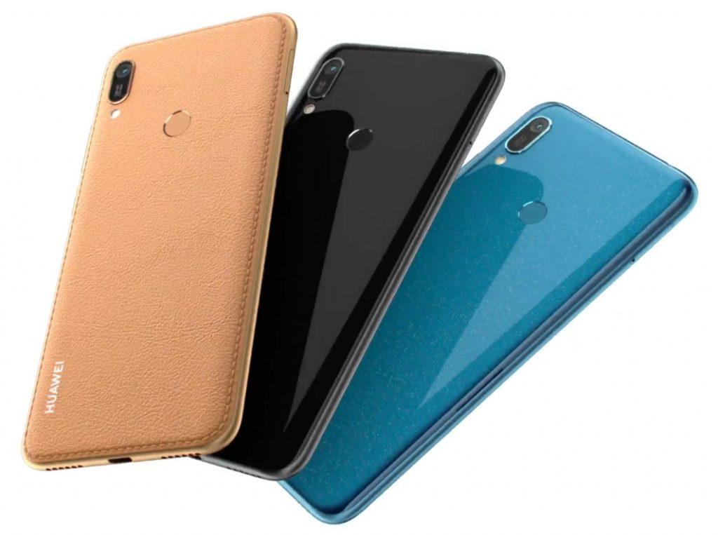 Photo of هواوي تكشف عن هاتف Y6 2019 بتصميم النتوء في الشاشة وسعر 148 دولار