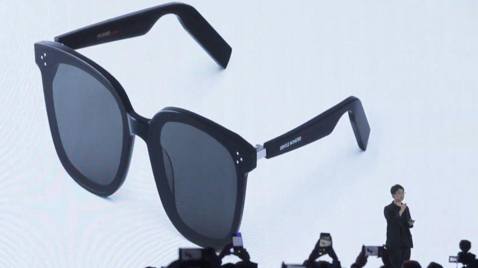 صورة هواوي تكشف عن نظارتها الذكية التي تدعم الإتصال عن طريق البلوتوث