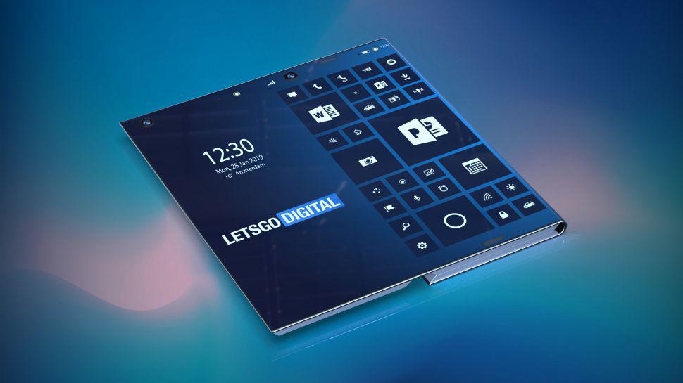 صورة إنتل تخطط لتطوير هاتف ذكي قابل للطي ويدعم التحول لوضع جهاز حاسب