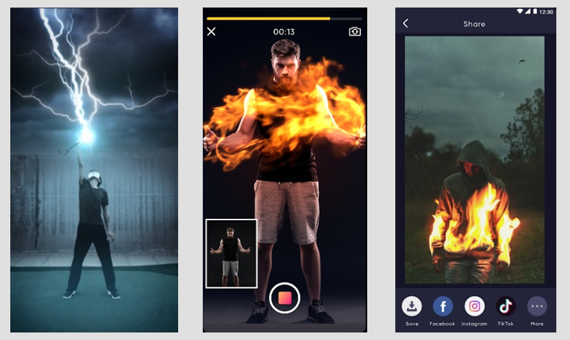 Photo of تطبيق Magi + الجديد يتيح لك إنشاء مقاطع فيديو ذات تأثيرات بصرية مذهلة