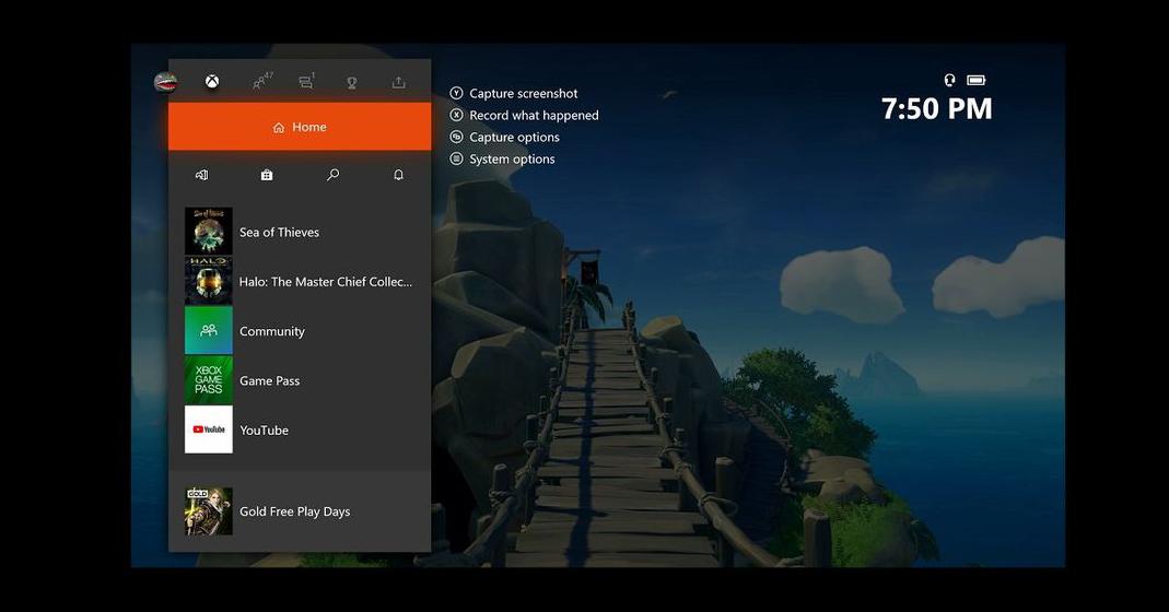 صورة مايكروسوفت تضيف بعض التغييرات على لوحة المعلومات لمنصة Xbox