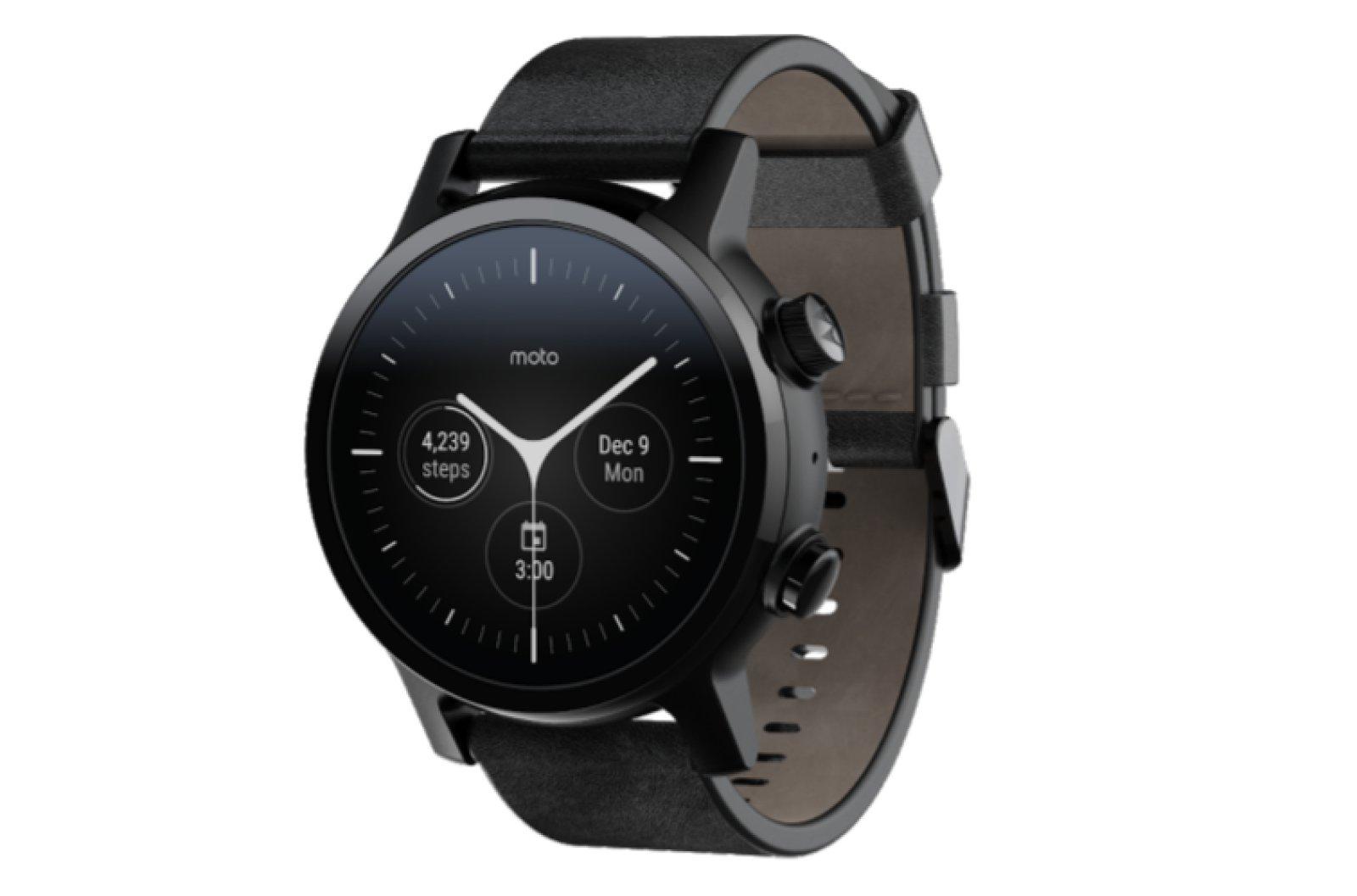 Photo of ساعة Moto 360 تعود للمنافسة في الأسواق مع معالج Wear 3100 وسعر 350 دولار