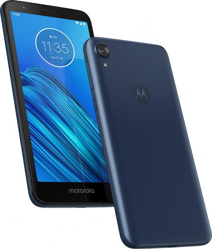 Photo of موتورولا تقدم هاتف Moto E6 منخفض التكلفة بمعالج Snapdragon 435 وسعر 150 دولار