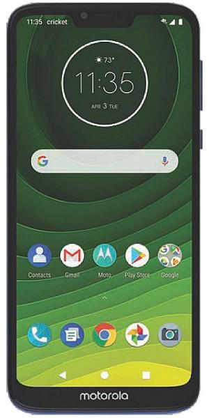 Photo of تسريبات تكشف عن تصميم هاتف Motorola Moto G7 Supra