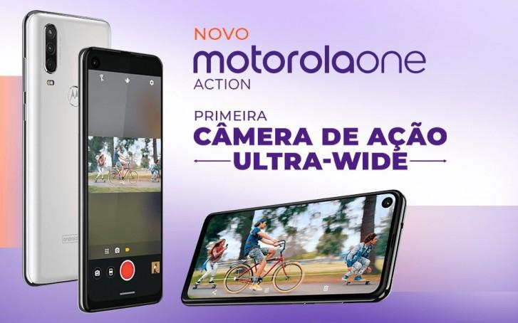 Photo of غداً موعد الإعلان الرسمي عن هاتف Motorola One Action