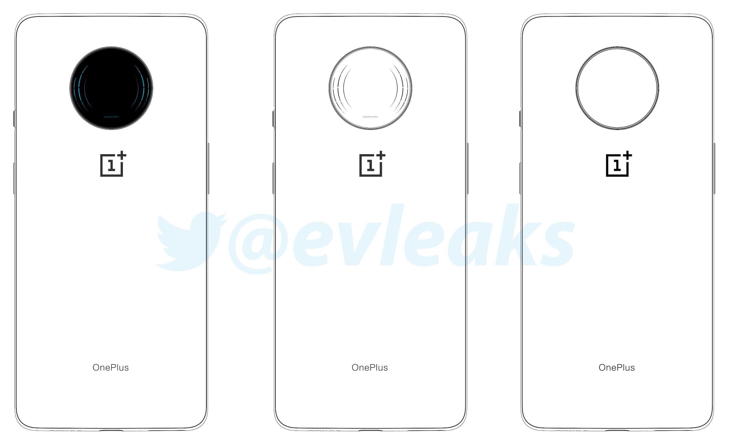 Photo of ون بلس تتجه إلى التصميم الدائري للكاميرات في هاتف OnePlus 7T