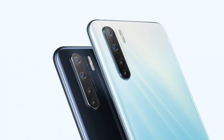 Photo of هاتف Oppo F15 يأتي قريباً بتصميم يحاكي هاتف Oppo A91