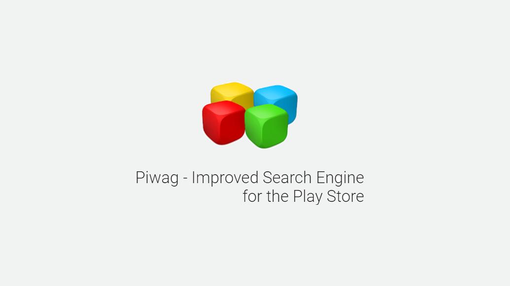صورة Piwag عبارة عن تطبيق لتحسين اكتشاف الألعاب في متجر جوجل بلاي