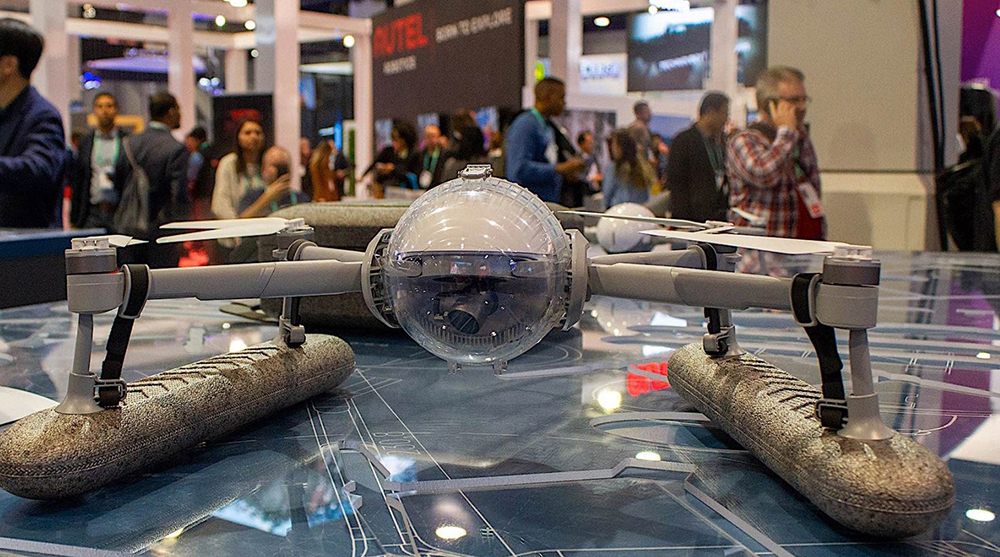 Photo of PowerEgg X طائرة drone يمكن أن تتحول لكاميرة محمولة بسعر 899 دولار    #CES2020