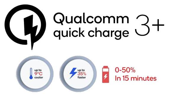 Photo of كوالكوم تعلن رسمياً عن تقنية الشحن السريع Quick Charge 3 Plus