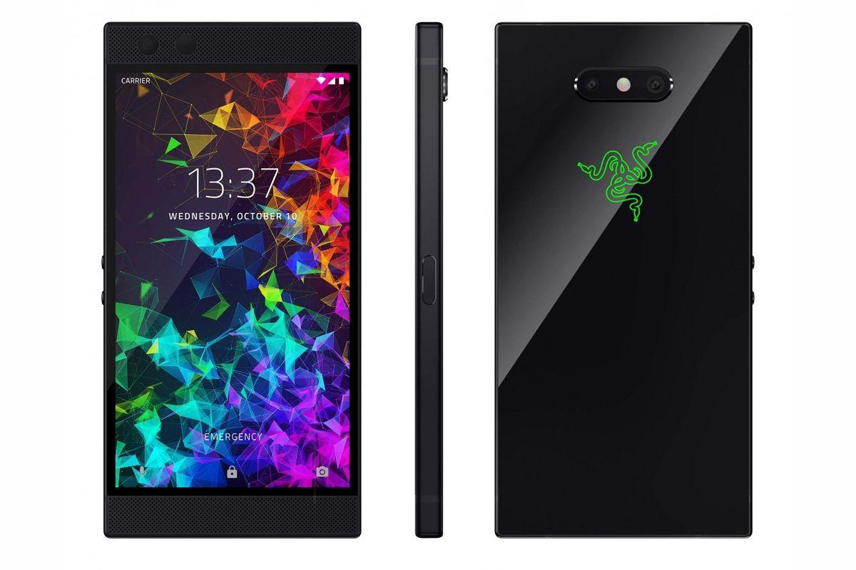 صورة صور مسربة لهاتف Razer Phone 2 قبل الإعلان الرسمي