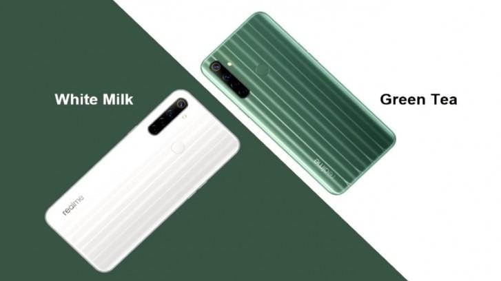 صورة الإعلان الرسمي عن هاتف Realme 6i برقاقة Helio G80 وسعر يبدأ من 180 دولار