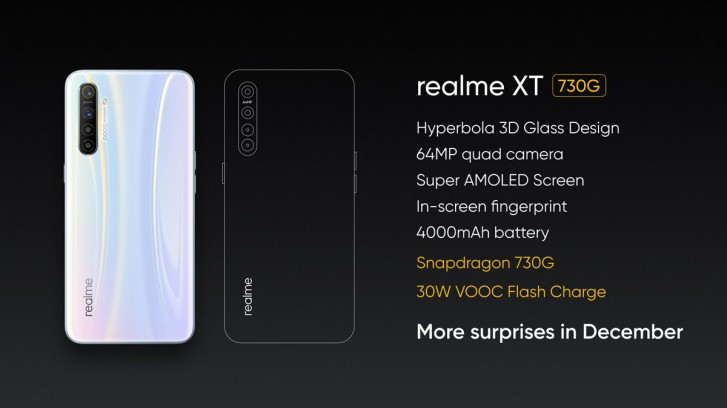 Photo of إعلان تشويقي من Realme لتحديث هاتف Realme XT برقاقة معالج Snapdragon 730G